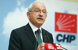 Kılıçdaroğlu: Erdoğan'ın bu halleri hayli...