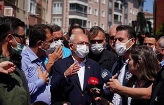 Kılıçdaroğlu: Nasıl olur da dere kenarlarına...