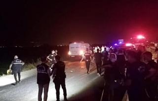 Manisa'da kaza: 4 ölü, 6 yaralı