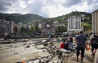 Sel felaketinde ölü sayısı 55'e yükseldi