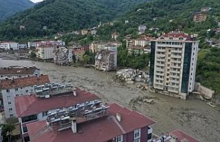Kastamonu, Sinop ve Bartın'da selde hayatını...