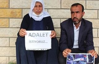 Şenyaşar ailesi: Er ya da geç adalet kazanacak