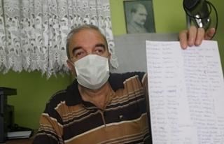 Sur'da 80 ev karantinada, yardım eden yok