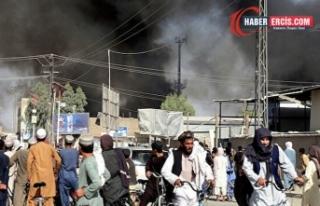 Taliban, Afganistan'nın baş kenti kabil'e...