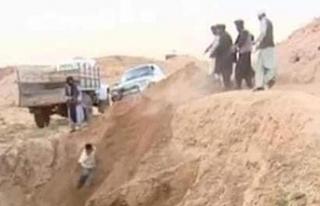 Taliban toplu infaz yaptı, kurşuna dizilen Afganlar...