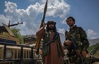 Taliban'a karşı direnen Pençşir'e saldırı...