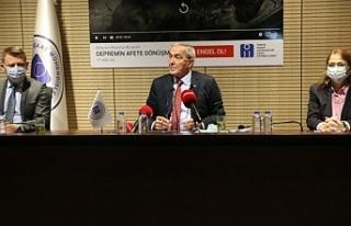 TMMOB: Depremden ders alınmadı, İstanbul tehlike...