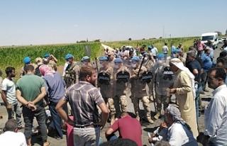 Urfa'da DEDAŞ protestoları büyüyor