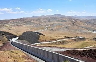 Van'da sınıra duvar: 'Sınır duvarının...