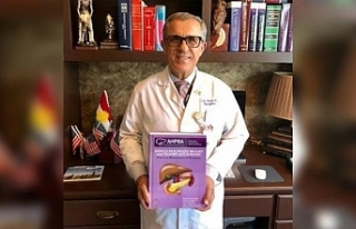 ABD'de yaşayan Kürt doktor yılın 'en iyi'...
