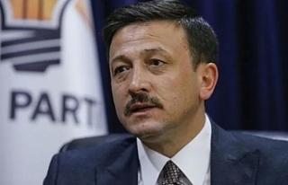 AKP kendi anket sonucunu açıkladı: Oy oranımızı...