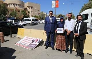 CHP'den Şenyaşar ailesine ziyaret