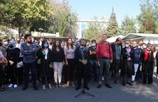 Diyarbakır Barosu: Hukuksuz uygulamalara boyun eğmeyeceğiz