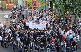 Diyarbakır'dan barış çağrısı: İmralı'daki...