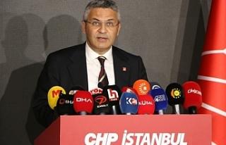 Federe Kürdistan'ı ziyaret eden CHP heyeti:...