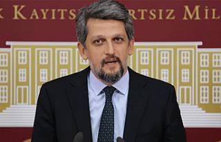 Garo Paylan: Millet İttifakı'nda yer almak...