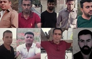 Gözaltına alınan İranlı 9 Kürt ÖSO'ya teslim...