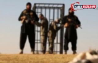 'İki askerin yakılma fetvasını veren IŞİD'in...
