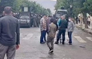 İran'ın Türkiye sınırında Azeri-Kürt çatışması...