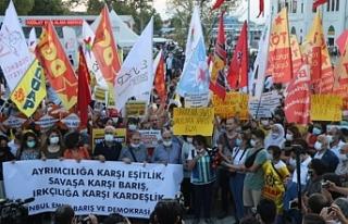 İstanbul'da 5 Eylül'de yapılacak mitinge çağrı