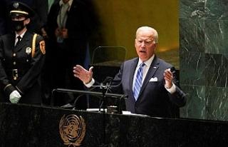 Joe Biden: Gelecek insan onurunu kucaklayanlarındır