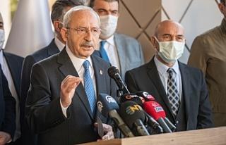 Kılıçdaroğlu: Bu sorunu Meclis'te hep birlikte...
