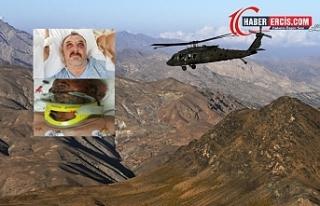 MA Yazı İşleri Müdürü'ne 'helikopter'...
