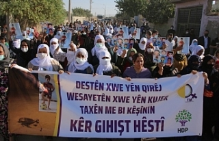 Mihraç'ın katledilmesi yürüyüşle protesto...