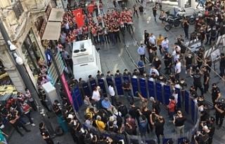 Polis çemberine alınan Piroğlu: Devletin acizliği