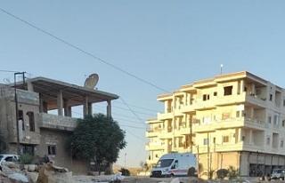 Rojava'nın Efrîn kentinde bomba yüklü araç...