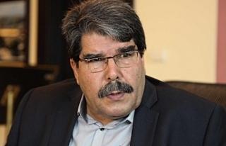 Salih Müslim: Suriye'nin sorunları masada çözülür