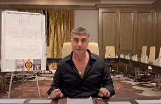 Sedat Peker'den yeni ses kaydı mesajı: 'Toplum...