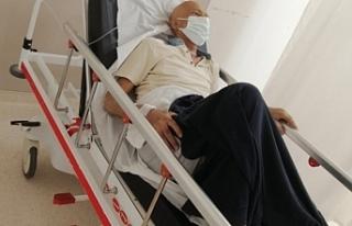 Tahliye edilen Mehmet Ali Çelebi yaşamını yitirdi