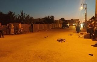 Zırhlı aracın çarptığı çocuk yaşamını yitirdi