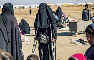 Almanya ve Danimarka Rojava'daki bazı IŞİD'li...