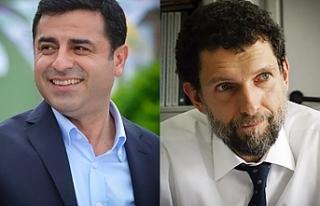Avrupa Konseyi'nin Kavala ve Demirtaş için Türkiye...