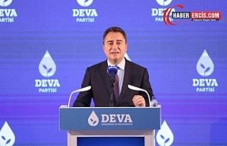 Babacan: Kaynağı devlet olan Kürt sorununda ilgili...