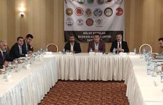 Bölge baroları: Kürt meselesi demokratik zeminde...