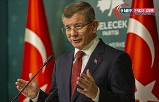 Davutoğlu'ndan 'suikast' açıklaması