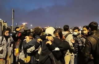 Gözaltına alınan 3 öğrenciye tutuklama talebi