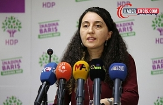 HDP Sözcüsü Günay: Türkiye'nin sorunlarını...