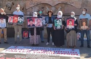 Kayıp yakınlarının eylemi 661 haftasında