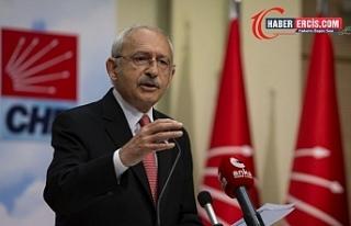 Kılıçdaroğlu: Kimse senin saldırgan tavırlarını,...