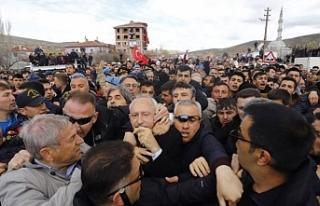'Kılıçdaroğlu'na saldırı davası'...