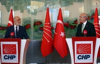 Kılıçdaroğlu: Ülkeyi yönetmek onların tekelinde...