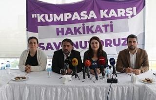 Kobanê Davası avukatları: AİHM kararı uygulanmıyor
