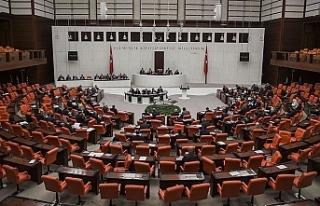 Kobanê önergesi bir kez daha AKP ve MHP oylarıyla...