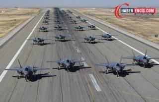 Reuters: Türkiye 40 adet F-16 satın almak için...