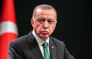 Saray, 'Erdoğan'ın hasta olduğu ve yerine...