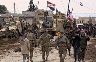 Taştekin: ABD'nin Suriye'den çekilmesi...